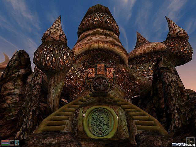 морровинд замок