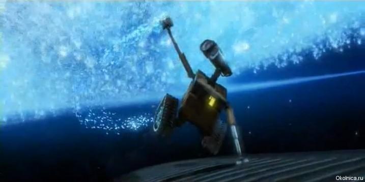 Wall-e в космосе