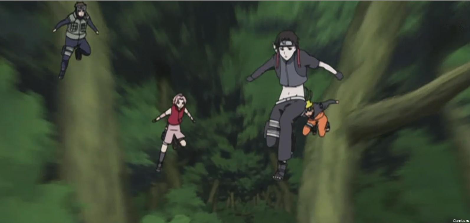 герои Наруто