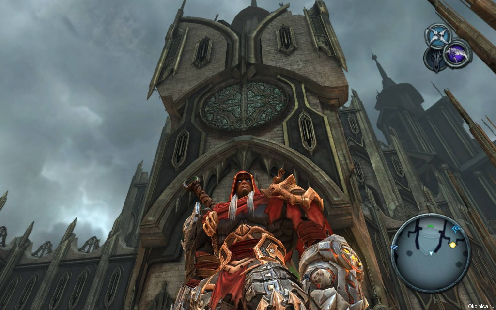 darksiders wrath of war1