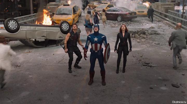 Avengers - Мстители  007