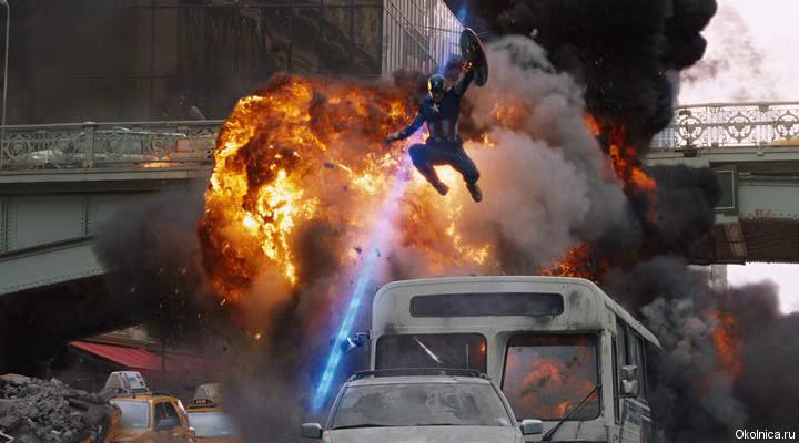 Avengers - Мстители  008