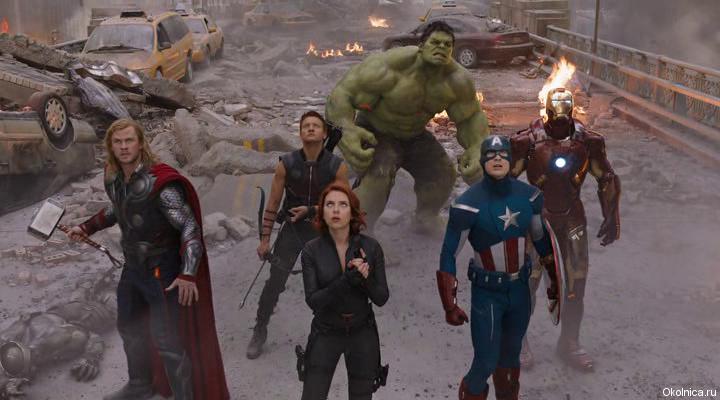 Avengers - Мстители  010