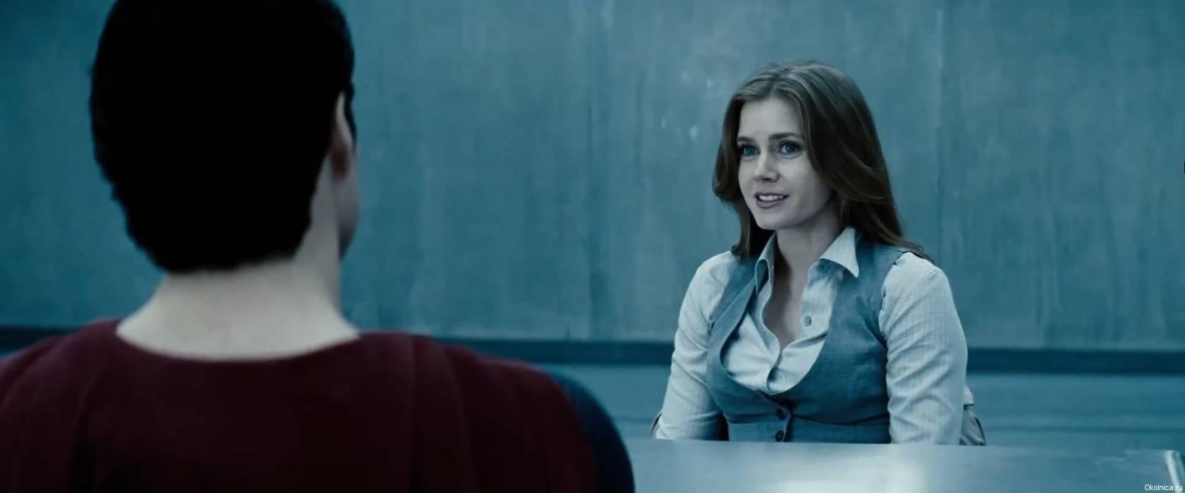девушка супермена