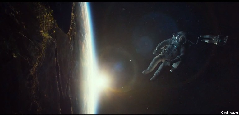 Фильм Гравитация