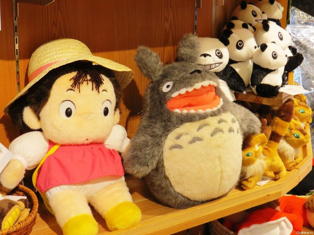 Totoro shop 2