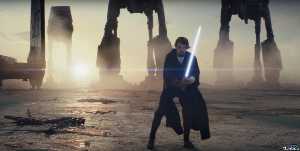 х.ф. Звездные Войны - Последние Джедаи (Star Wars Last Jedi's, 2017)